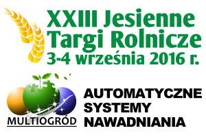 multiogród automatyczne systemy nawadniania olsztyn xxiii jesienne targi rolnicze 3 4 września 2016